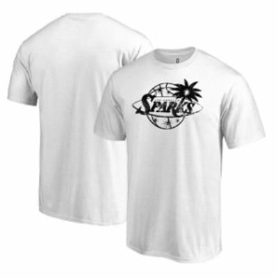 Fanatics Branded ファナティクス ブランド スポーツ用品  Fanatics Branded Los Angeles Sparks White Marble T-Shirt