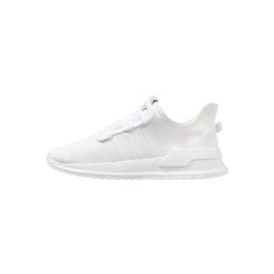 アディダスオリジナルス メンズ スニーカー シューズ U_PATH RUN - Trainers - footwear white/core black footwear white/core black