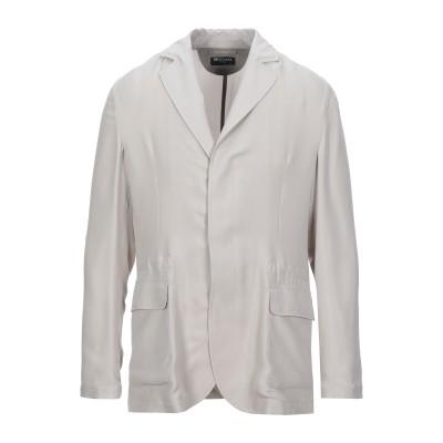 KITON テーラードジャケット ベージュ 50 シルク 100% テーラードジャケット