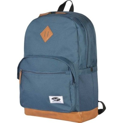 """オリンピア レディース バックパック・リュックサック バッグ Element 18"""" Backpack Blue"""