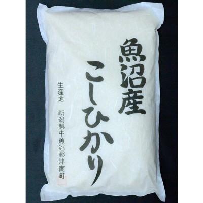 新潟県・魚沼津南コシヒカリ 5kg