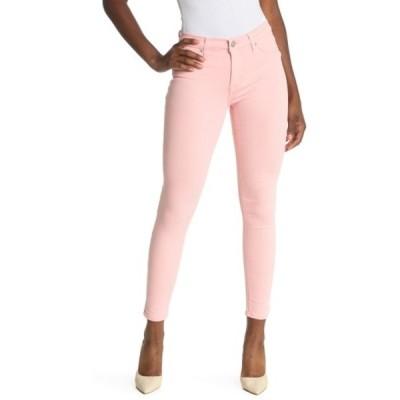 ハドソンジーンズ レディース デニムパンツ ボトムス Natalie Midrise Ankle Skinny Jeans BABY SOFT