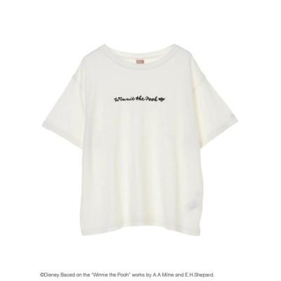 tシャツ Tシャツ SZクルーネックカットプルオーバー/Pooh