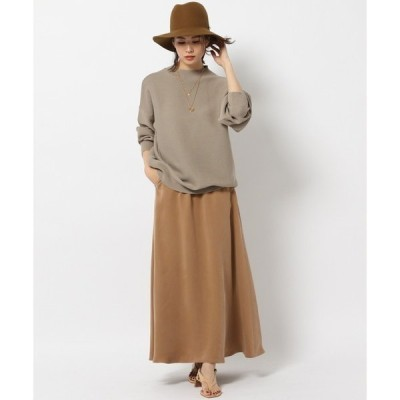 スカート BABYLONE/キュプラサテンスカート
