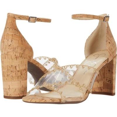 ジェシカシンプソン Jessica Simpson レディース サンダル・ミュール シューズ・靴 Nikaye Clear/Natural
