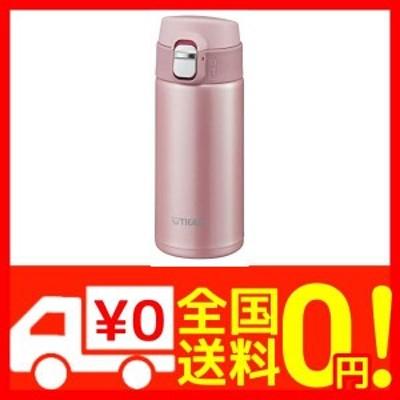 タイガー魔法瓶(TIGER) マグボトル ピーチブロッサム 360ml サハラ MMJ-A361-PB