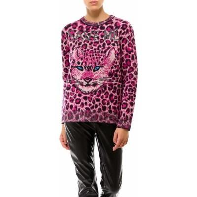 アルベルタフェレッティ セーター カーディガン レディースAlberta Ferretti Love Me Collection SweaterPink