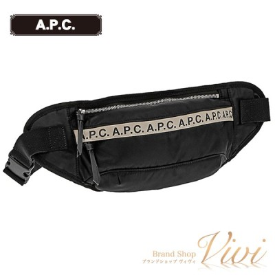 アーペーセー バッグ ボディバッグ メンズ A.P.C. PAACL-H62141  LLZ NOIR  ラッピング無料 UE0092 送料無料