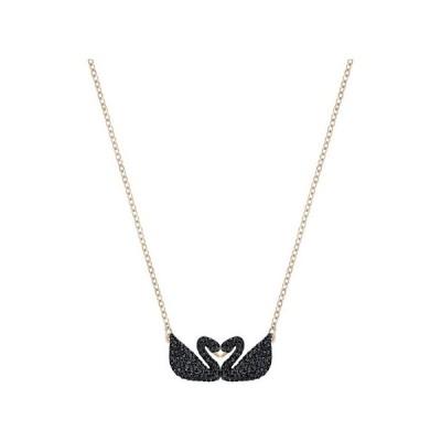 スワロフスキー Swarovski 『Iconic Swan Double ネックレス』 5296468