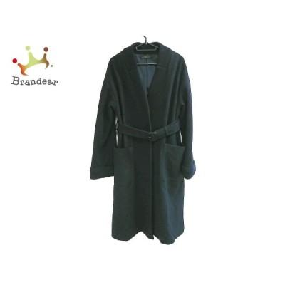 ダーマコレクション DAMAcollection コート サイズ9AR S レディース 美品 - ネイビー 長袖/冬 新着 20210120
