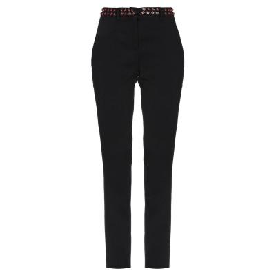 PHILIPP PLEIN パンツ ブラック S レーヨン 97% / ポリウレタン 3% パンツ