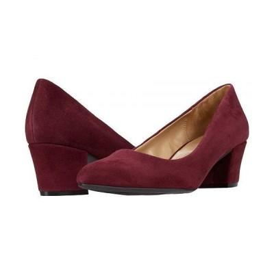 Naturalizer ナチュラライザー レディース 女性用 シューズ 靴 ヒール Carmen - Cabernet Sauvignon