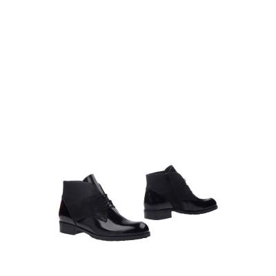 ブルーノ プレミ BRUNO PREMI ショートブーツ ブラック 36 革 ショートブーツ
