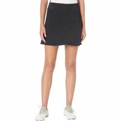 キャロウェイ Callaway レディース ミニスカート スコート スカート 17 Perforated Heather Skort Caviar
