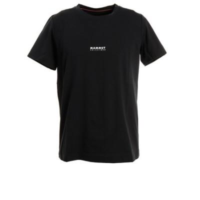 マムート(MAMMUT)tシャツ QD ロゴTシャツ 1017-02010-00253