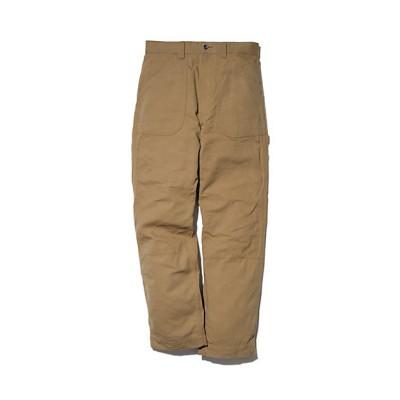 <Snow Peak/スノーピーク> カジュアルパンツ TAKIBI Duck Pants PA 20AU102 BEIGE【三越伊勢丹/公式】