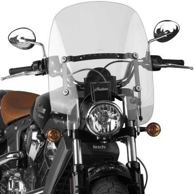 【USA在庫あり】 553966 ナショナルサイクル National Cycle ウインドシールド スパルタン 17インチ クリア JP店
