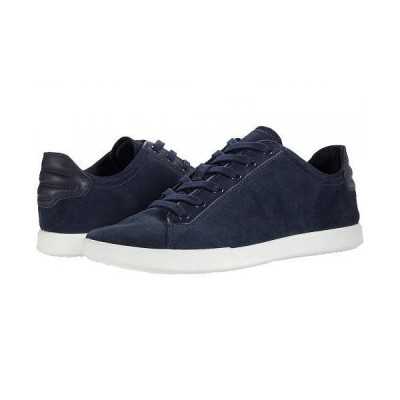 ECCO エコー メンズ 男性用 シューズ 靴 スニーカー 運動靴 Collin 2.0 All-Day Sneaker - Navy/Night Sky/Night Sky Calf Suede/Cow Leather/Textile