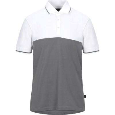 パルジレリ LAB. PAL ZILERI メンズ ポロシャツ トップス polo shirt White