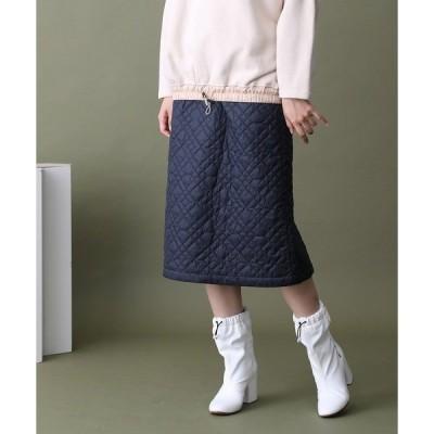 スカート 【PUBLUX/パブリュクス】PADDING SK/パディングスカート