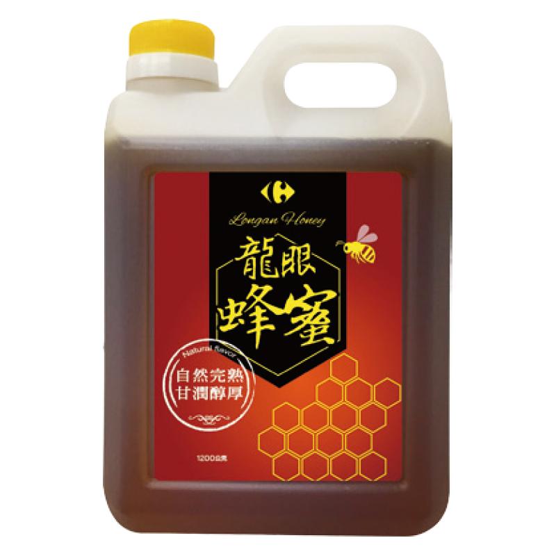 家樂福龍眼蜂蜜1200g