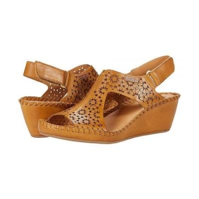 Pikolinos レディース 女性用 シューズ 靴 ヒール Margarita 943-1690 - Honey