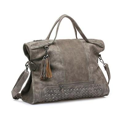 SiMYEER Women Top Handle Satchel Handbags Large Tote Purse Shoulder Bag【並行輸入品】