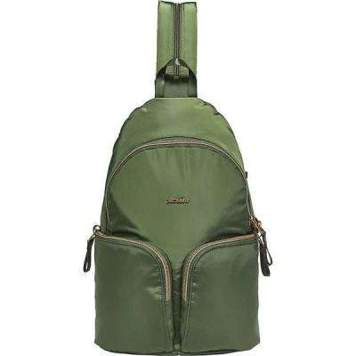 パックセーフ レディース バックパック・リュックサック バッグ Pacsafe Women's Stylesafe Sling Backpack