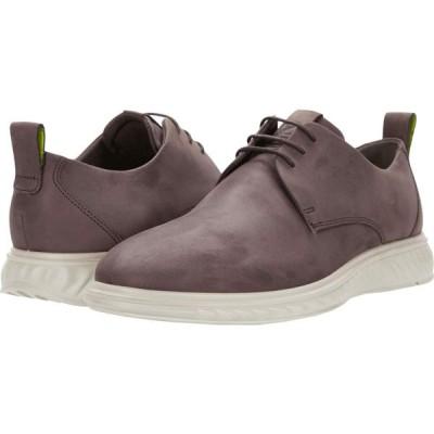 エコー ECCO メンズ 革靴・ビジネスシューズ シューズ・靴 ST.1 Hybrid Lite Plain Toe Shale