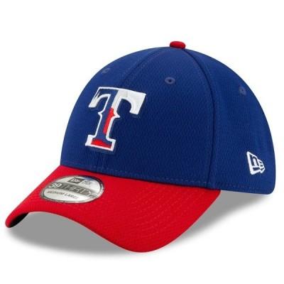 ニューエラ メンズ 帽子 アクセサリー Texas Rangers New Era 2020 Batting Practice 39THIRTY Flex Hat
