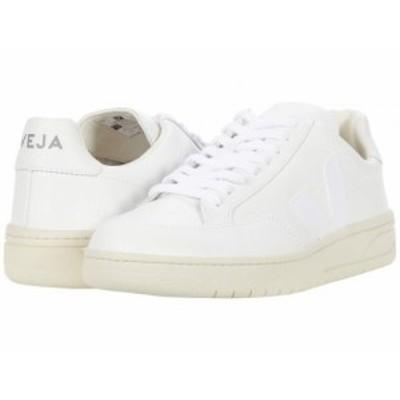 VEJA メンズ 男性用 シューズ 靴 スニーカー 運動靴 V-12 Leather Extra White【送料無料】