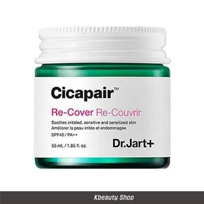 Dr.jart+ Cicapair Recover Cream  55ml/ドクタージャルト Dr.Jart+ シカペアー リカバー クリーム SPF40/PA++ リニューアル