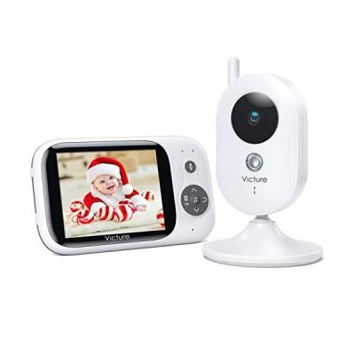 ベビーモニター 遠隔監視 双方向音声通信 カメラ 見守りカメラ 暗視機能付き 子守唄内蔵 多機能付き 360度回転 ベビーカメラ 介護 出産祝いプレゼント