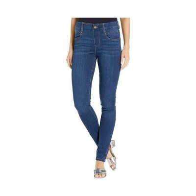 Liverpool ライブプール レディース 女性用 ファッション ジーンズ デニム Gia Glider/Revolutionary Pull-On Jeans - Elysian Dark