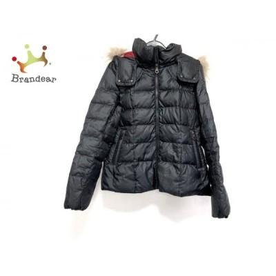 ブルーレーベルクレストブリッジ ダウンジャケット サイズ40 M レディース - 長袖/ファー/冬   スペシャル特価 20210205