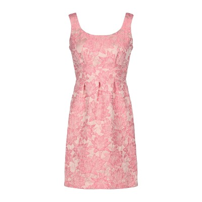 LA KORE ミニワンピース&ドレス ピンク 40 ポリエステル 94% / ナイロン 5% / ポリウレタン 1% ミニワンピース&ドレス