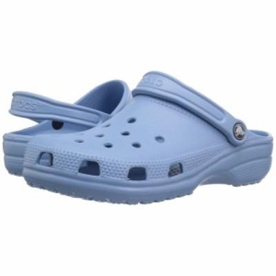 クロックス Crocs レディース クロッグ シューズ・靴 Classic Clog Chambray Blue