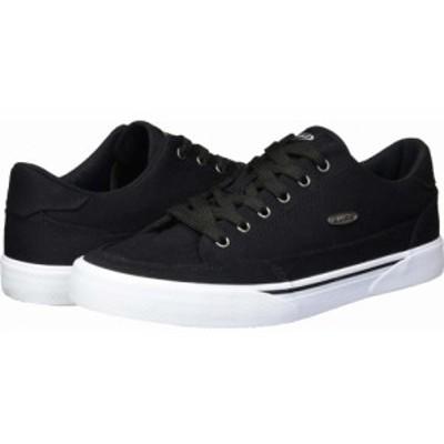 ラグズ Lugz メンズ スニーカー シューズ・靴 Stockwell Black/White