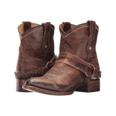 ローパー Roper レディース ブーツ シューズ・靴 Selah Brown Leather