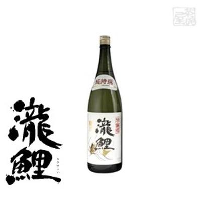 吟醸酒 瀧鯉 滝水 15度 1800ml 日本酒