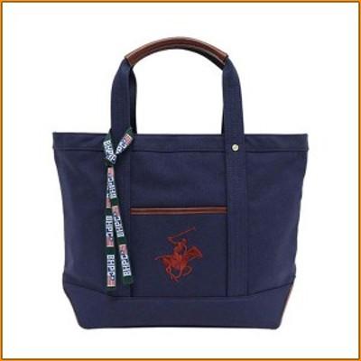 (送料無料)キャンバストートバッグL BH1008N-NV/NV/RD ▼陽気で健康的なカジュアルスタイルのバッグ