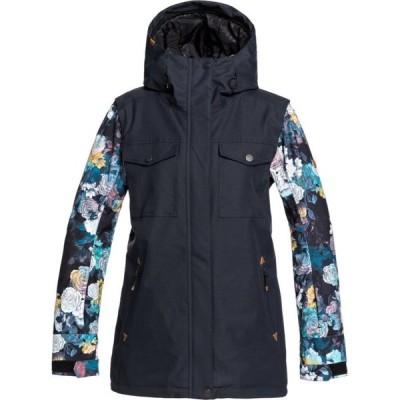 ロキシー Roxy レディース スキー・スノーボード ジャケット アウター ceder snowboard jacket True Black Sammy