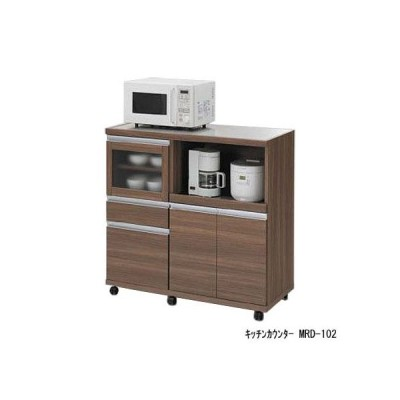 MRS-102 / MRD-102 Funamoco フナモコ レンジ台&キッチンカウンター(436-130117-005)