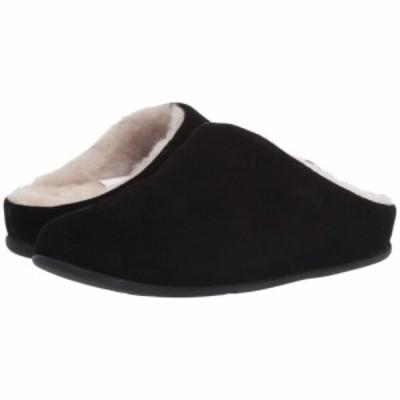 フィットフロップ FitFlop レディース スリッパ シューズ・靴 Chrissie Black
