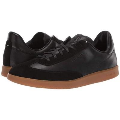 コールハーン Grandpro Turf Sneaker メンズ スニーカー 靴 シューズ Black Tumbled/Black Suede