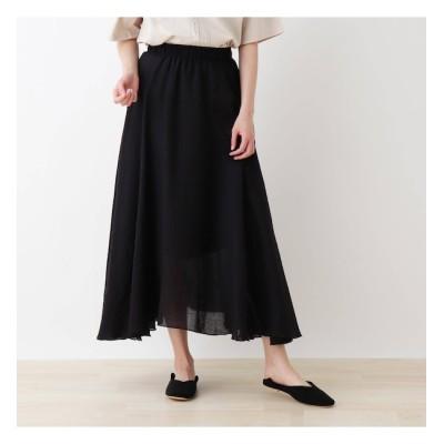 【シューラルー/SHOO・LA・RUE】 カラースカート