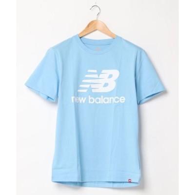 tシャツ Tシャツ New Balance ニューバランス エッセンシャルスタックドロゴT AMT91546SSY SSY