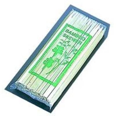 竹製 平串(100本入) 150mm    [7-0732-0501 6-0692-0501  ]