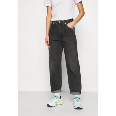 カルバンクライン デニムパンツ レディース ボトムス BAGGY JEAN - Relaxed fit jeans - denim grey