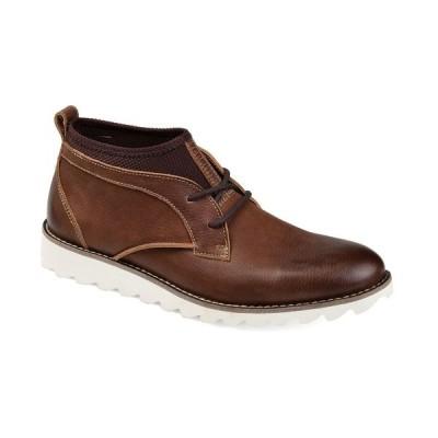 テリトリー ブーツ&レインブーツ シューズ メンズ Men's Patton Chukka Boot Brown